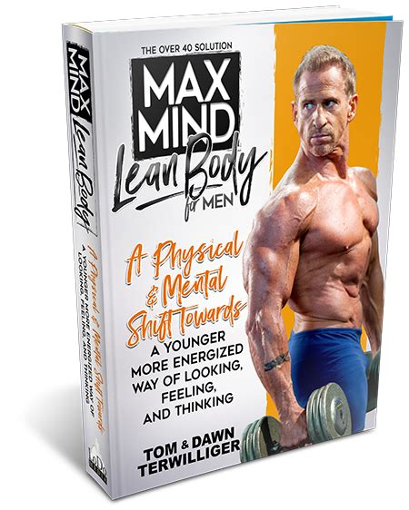 Affiliates Max Mind Lean Body - The Over 40 Solution.